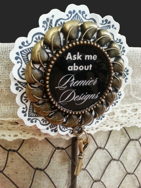 Ask me about Premier Designs